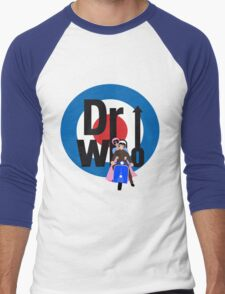 The Dr WHo Men's Baseball ¾ T-Shirt