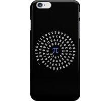 Circumference Pi iPhone Case/Skin