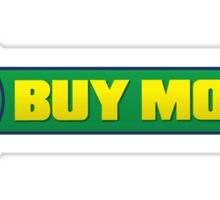 Buy more Sticker
