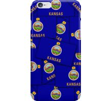 Smartphone Case - State Flag of Kansas - Multiple iPhone Case/Skin