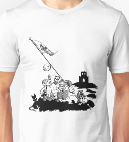 Flags of our Goombas Unisex T-Shirt