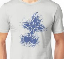 Nobody Splatter Unisex T-Shirt