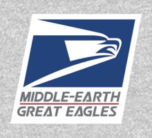 Middle-Earth Great Eagles by Wheels03