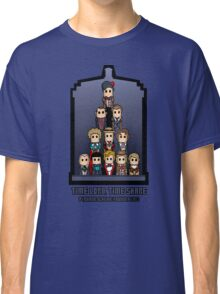 Time Lord, Time Share Classic T-Shirt