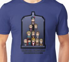 Time Lord, Time Share Unisex T-Shirt