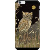 Silence is Golden iPhone Case/Skin