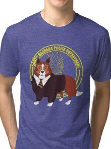 Lassie SBPD Tri-blend T-Shirt
