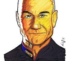 Picard by Jan Szymczuk