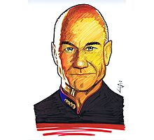 Picard Photographic Print