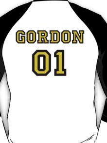 Birds of Prey Team Jesey- Barbara Gordon T-Shirt