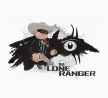 The LONE RANGER by charlesv
