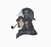 Modern-day Sherlock Holmes Incarnations by sarahnium