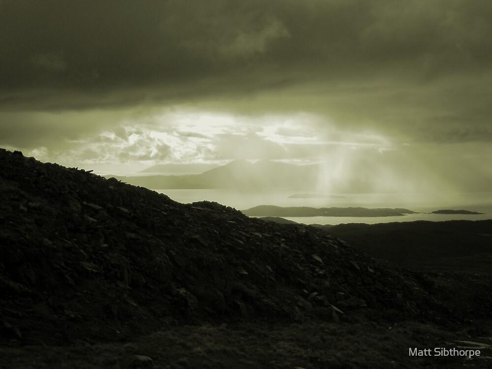 Weather on The Western Isles by Matt Sibthorpe