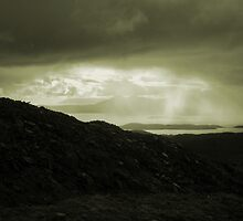Weather on The Western Isles by Matt Sibthorpe