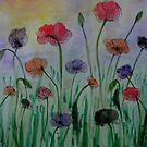 Floral 2014 by George Hunter