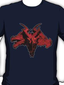 Three-Headed Dragon, Red T-Shirt