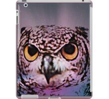 make a sensitive choice iPad Case/Skin