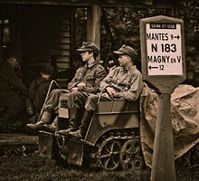 Waiting for Orders by Studio601