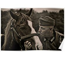 Horse Whisperer Poster