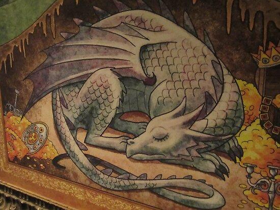 Let Sleeping Dragons Lie by v-something