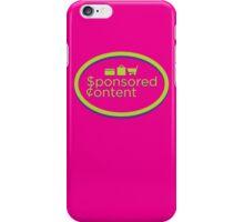 Sponsored Content iPhone Case/Skin