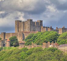 Dover Castle (English Heritage) by larry flewers