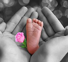 *•.¸♥♥¸.•* PRECIOUS BABY'S FOOT I HOLD IN LOVE*•.¸♥♥¸.•* by ✿✿ Bonita ✿✿ ђєℓℓσ