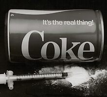 coke the real thing by paul35