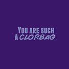 Clorbag by notafantasy