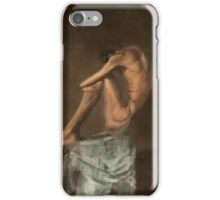 Exaggerated Figure  iPhone Case/Skin