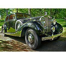 1938 Rolls Royce Photographic Print