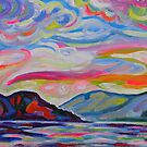 Lake Okanagan From Peachland by Morgan Ralston