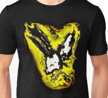 Black and yellow phoenix bird thing Unisex T-Shirt