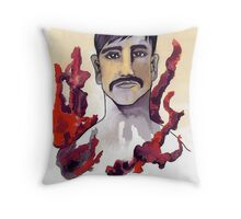 Just a Man Throw Pillow