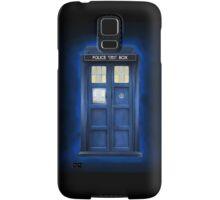 Tardis II Samsung Galaxy Case/Skin
