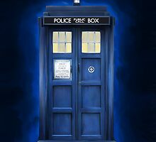 Tardis II by avoidperil