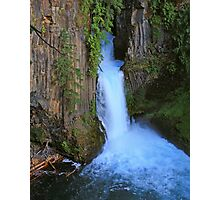 Toketee Falls, Oregon Photographic Print