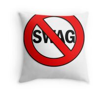 Anti-Swag Throw Pillow