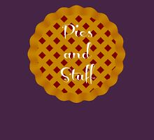 Pies and Stuff Unisex T-Shirt