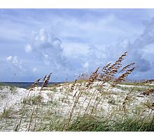 Crossing the Last Dune Photographic Print
