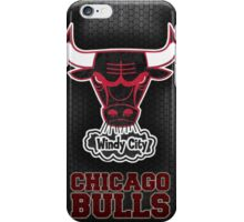 Bulls iPhone Case/Skin