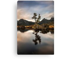 Kingly Reflections Canvas Print