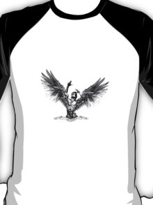 Zyzz Winged Tee T-Shirt