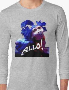 Allo! Long Sleeve T-Shirt