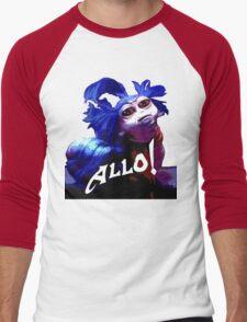 Allo! Men's Baseball ¾ T-Shirt