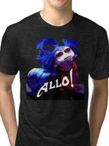 Allo! Tri-blend T-Shirt