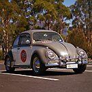 Volkswagen Type One by BRogers