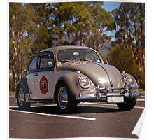 Volkswagen Type One Poster