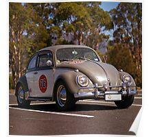 Volkswagen Type One Poster