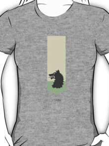 Game of Thrones - house stark sigil T-Shirt